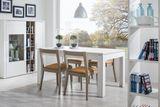Jedálenský stôl NORDIC 80x120 cm
