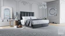 BALDUR Boxspringová postel