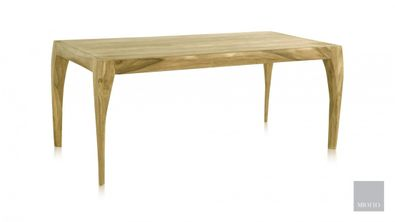 Breneta - stôl dub bielený 180 cm