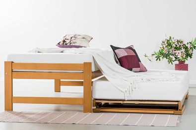 Duelo rozkladacia postel s 2 matracmi