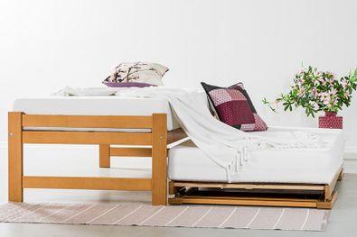 Duelo rozkladacia postel