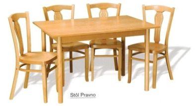 STôL PRAVNO 80*120